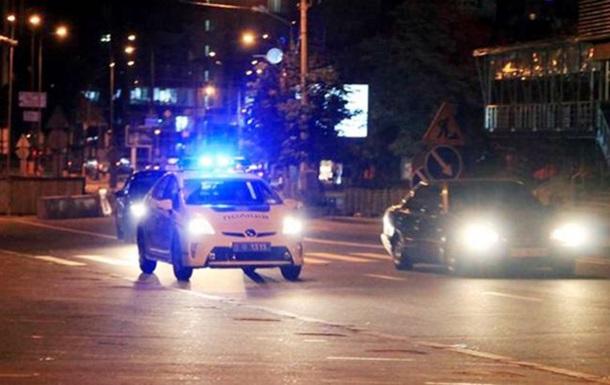 У Львівській області поліція з гонитвою і стріляниною затримала порушника