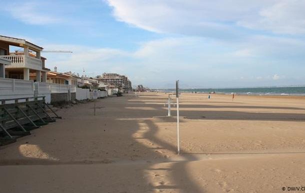 У 2020 році іноземці не зможуть відпочити в Іспанії