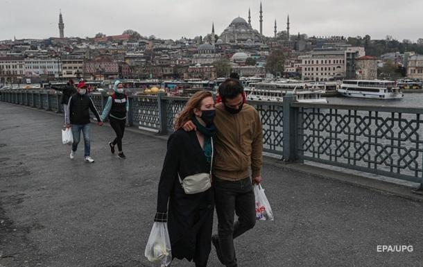 Турция вводит четырехдневный комендантский час