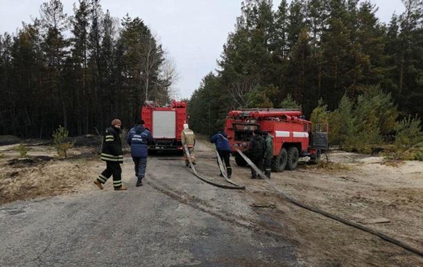 ЕС готов оказать поддержку в борьбе с пожарами в зоне ЧАЭС - посол