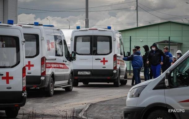 В РФ более 5,6 тысяч случаев коронавируса за сутки