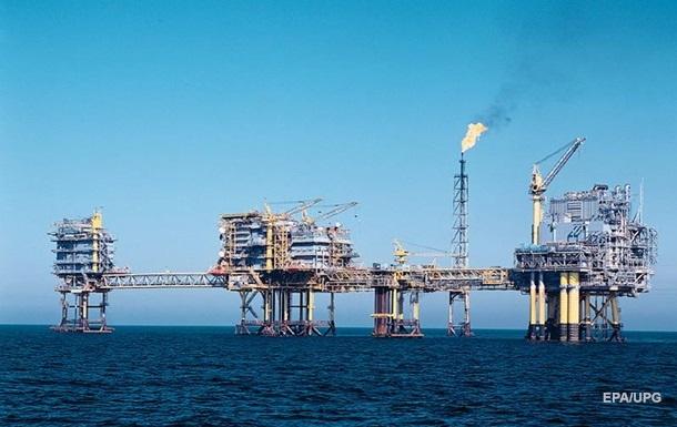 Ціна нафти Brent різко впала слідом за WTI