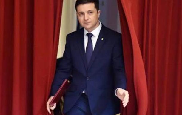 Не то и не тот – год президентства Зеленского