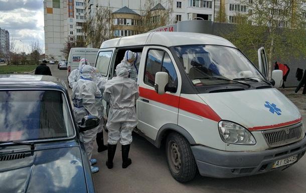 Вспышку COVID-19 выявили в общежитии под Киевом: десятки зараженных