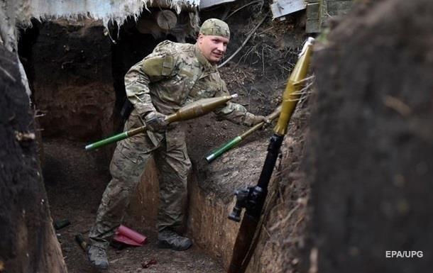 Сутки на Донбассе: семь обстрелов, ВСУ без потерь