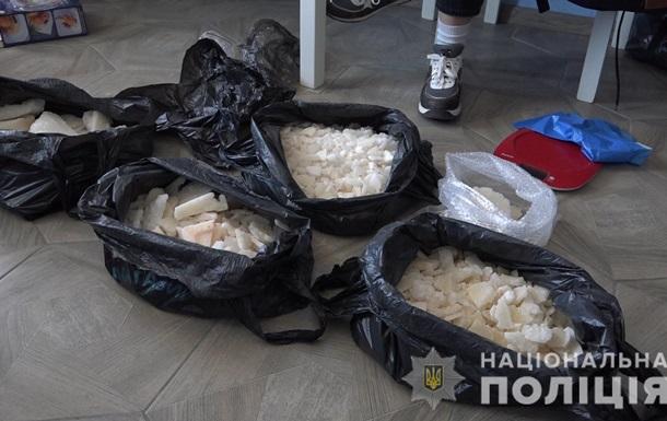 Появилось видео спецоперации по изъятию рекордной партии метадона
