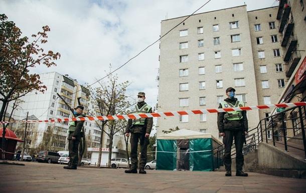 Силовики оцепили  коронавирусный  дом под Киевом