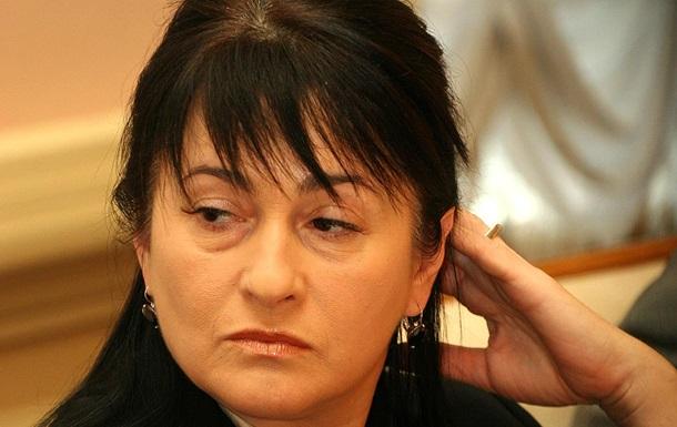 Герасимьюк возглавила Нацсовет по ТВ и радио