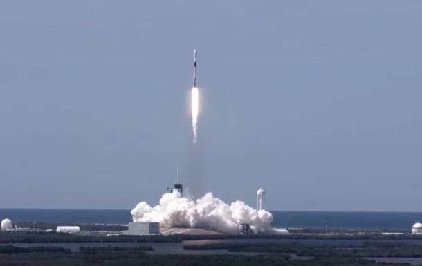 SpaceX вивела на орбіту ще 60 інтернет-супутників