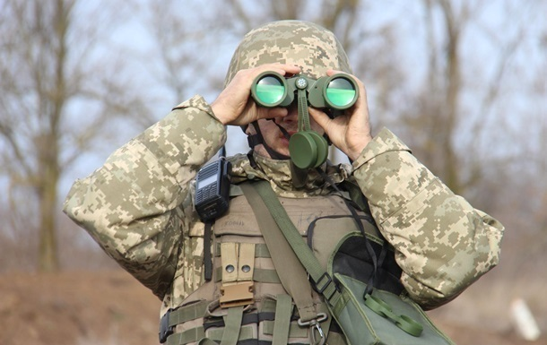 В зоне ООС деcять обстрелов, потерь нет