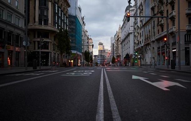 Коронавірус: в Іспанії утретє подовжили надзвичайний стан