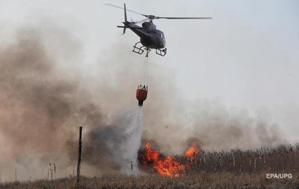 В Польше пожары охватили крупнейший национальный парк