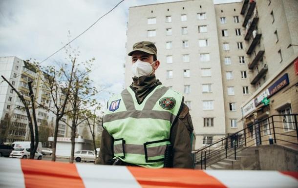 Под Киевом в общежитии выявили 78 инфицированных коронавирусом