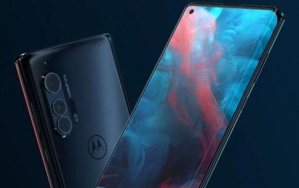 Motorola презентовала смартфоны Edge и Edge+