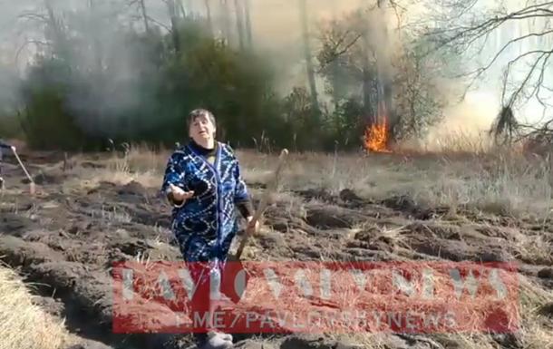 Поліція затримала можливого палія лісу під Києвом