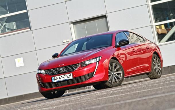 Тест-драйв Peugeot 508: дерзкий хулиган