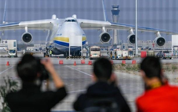 Мрія для мира. Украинские самолеты против вируса