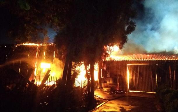 В Одесі підпалили Свято-Успенський чоловічий монастир
