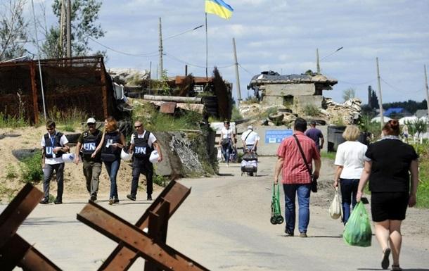 На Донбассе мы боремся не просто за территории. Прежде всего для нас важны люди