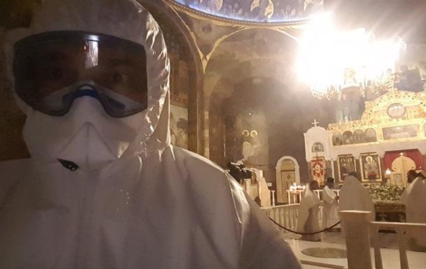 Коронавирус-19: почему заражаются в монастырях