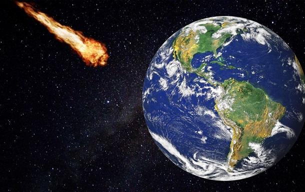 Обнаружен первый в истории метеорит-убийца