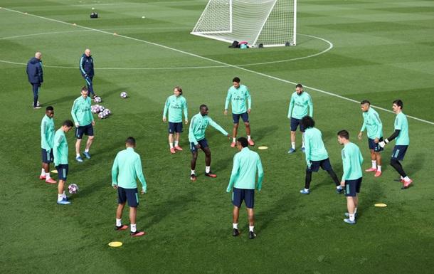 Реал намерен возобновить тренировки в начале мая