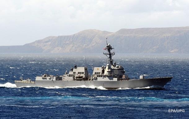 На еще одном военном корабле США выявили вспышку COVID-19
