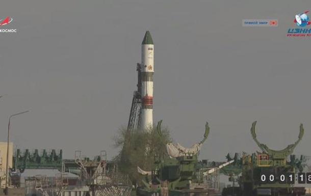 Корабель з вантажем для МКС запущений з Байконуру