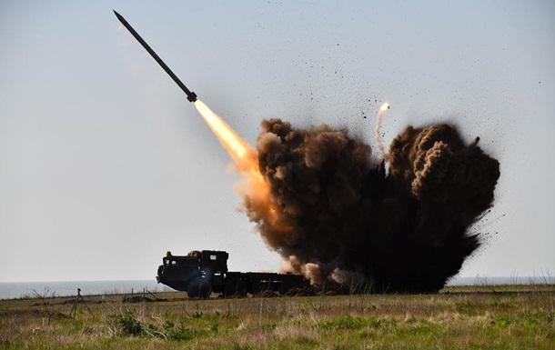 На Одесчине проходят испытания ракеты Ольха-М