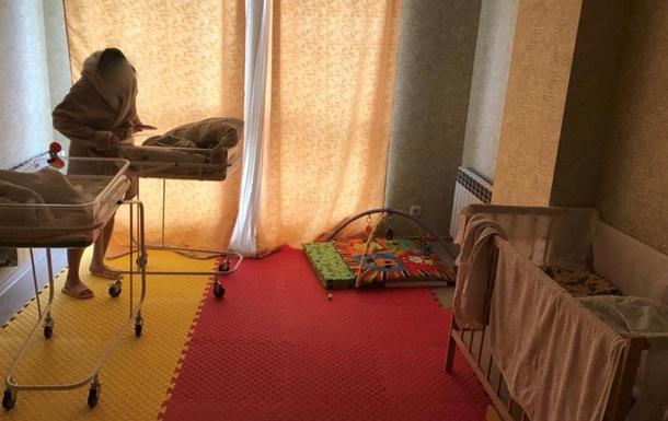 В Киеве выявили масштабную схему продажи младенцев за границу