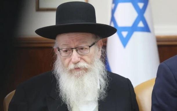 Глава Минздрава Израиля подал в отставку из-за COVID-19
