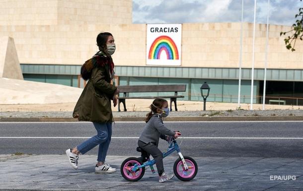 В Испании самое низкое число смертей от коронавируса за месяц