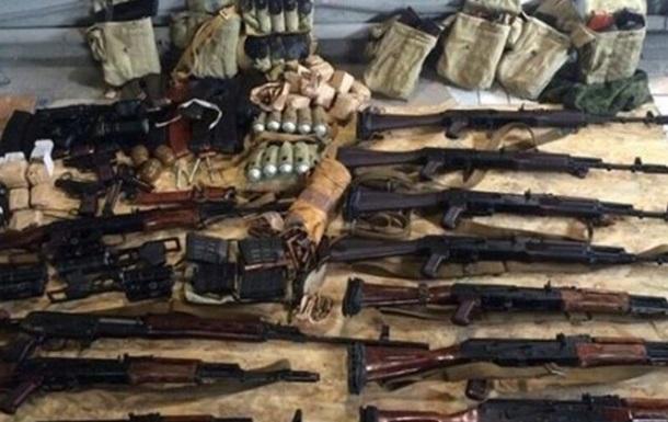 Реалізація зброї у «ДНР».