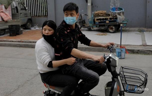 Коронавирус в Китае: число больных сократилось до 723