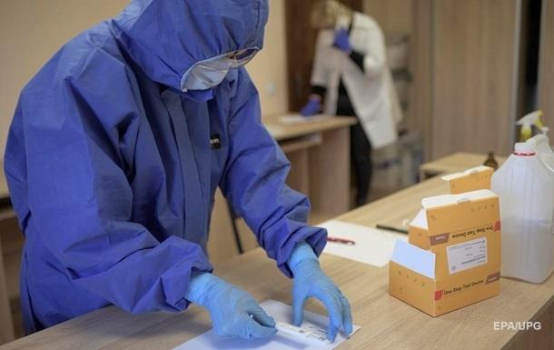 В Украине меньше 400 новых случаев COVID-19