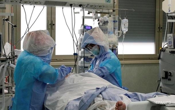 Во Франции рекордно снизилось число умерших от коронавируса