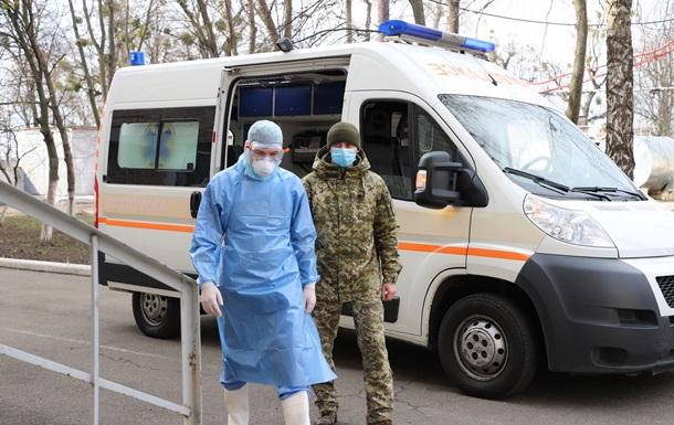 Коронавірус виявили в 11 прикордонників