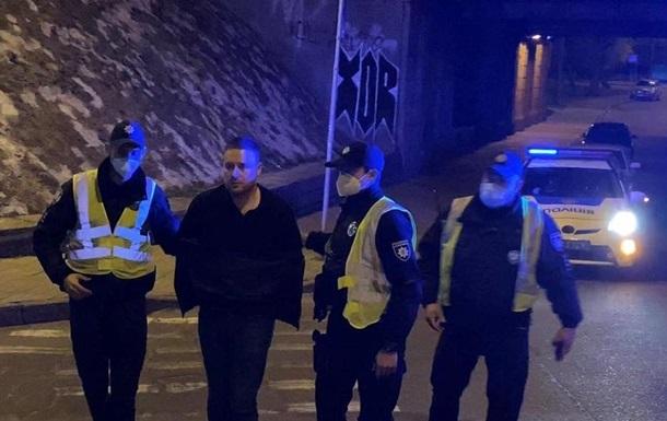 Появилось полное видео задержания замглавы КГГА