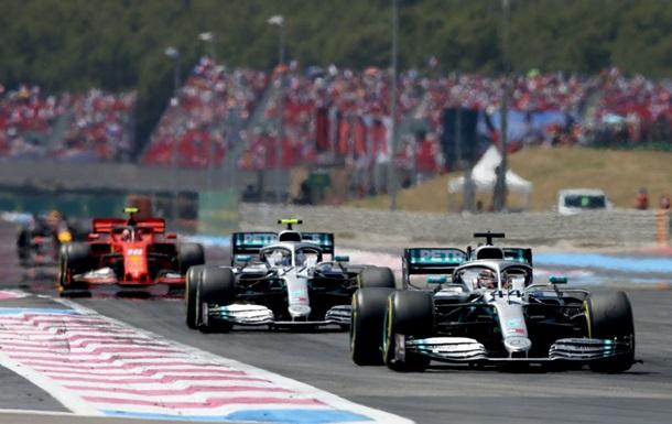 Формула-1 отменила Гран-при Франции в этом году