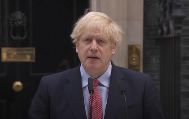 Премьер Британии после COVID-19 обратился к нации