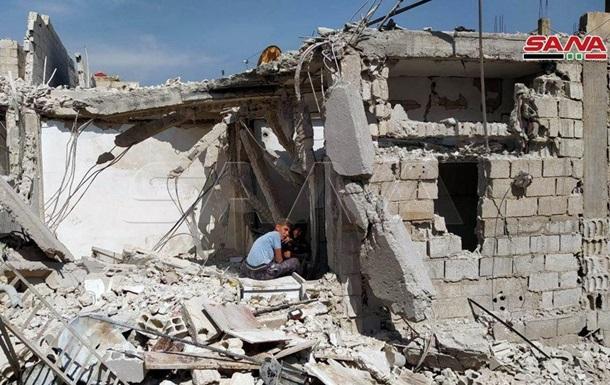 У Сирії заявили про жертви під час перехоплення ракет Ізраїлю