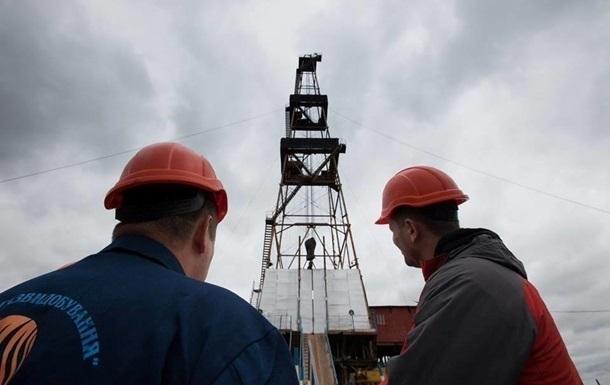 Укргаздобыча заявила о сокращении добычи газа