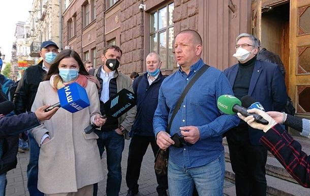 В ятровича допитали у справі про розтрати на форумі щодо Голодомору