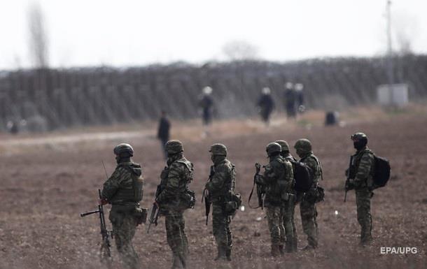 Турция начала наступление в Сирии - СМИ