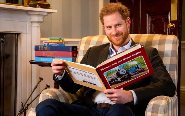 Принц Гарри появится в спецвыпуске мультфильма