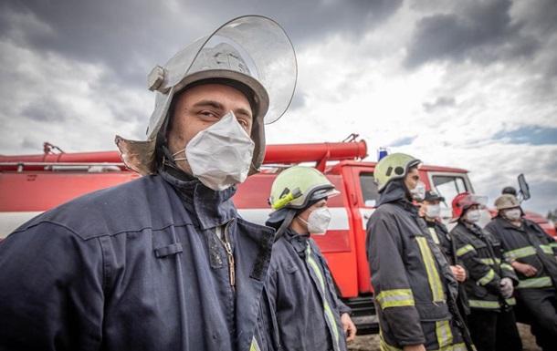 Пожары в зоне отчуждения локализованы - ГСЧС