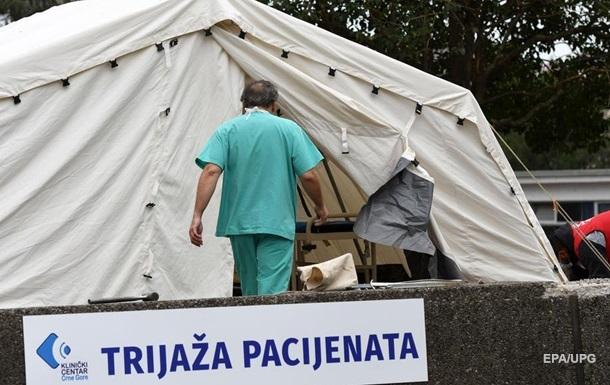 В Черногории новых случаев коронавируса нет три дня