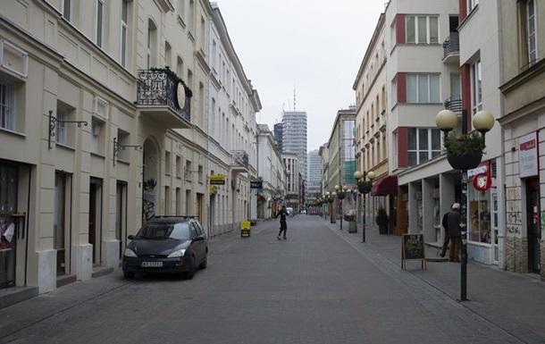У Польщі з 4 травня запрацюють готелі та ТРЦ