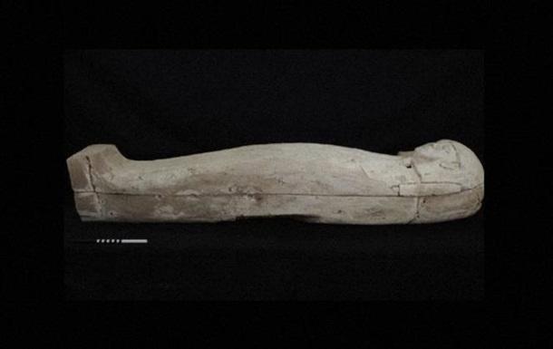 Мумию девушки с сокровищами нашли в Египте
