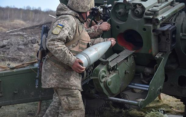 ВСУ отработали стрельбы по стандартам НАТО